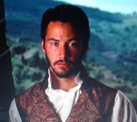"Keanu Reeves in ""Much Ado About Nothing ..."